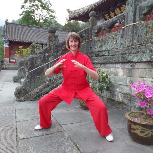 Körpererforscherin Qi Gong Dresden Regina Herrmann